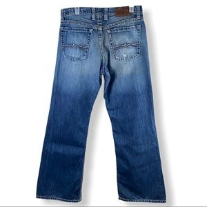 Lucky Brand Jeans - Lucky Brand Low Rise Relaxed Fit Bootleg Jeans